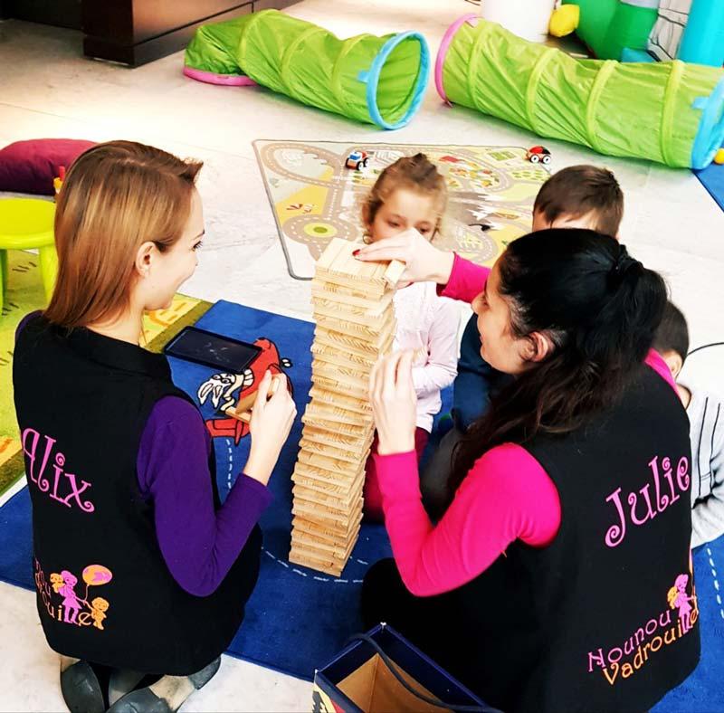 Activité avec vos enfants par Nounou Vadrouille